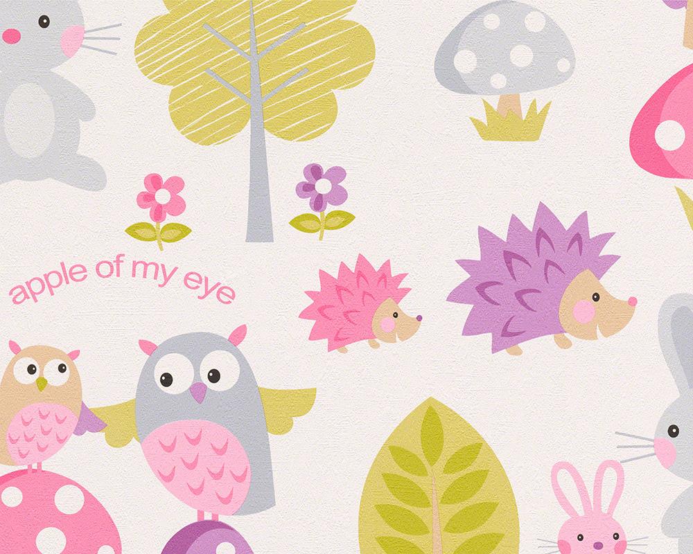 A.S. Creation Boys und Girls 4 Little Nature, bunt, weiß