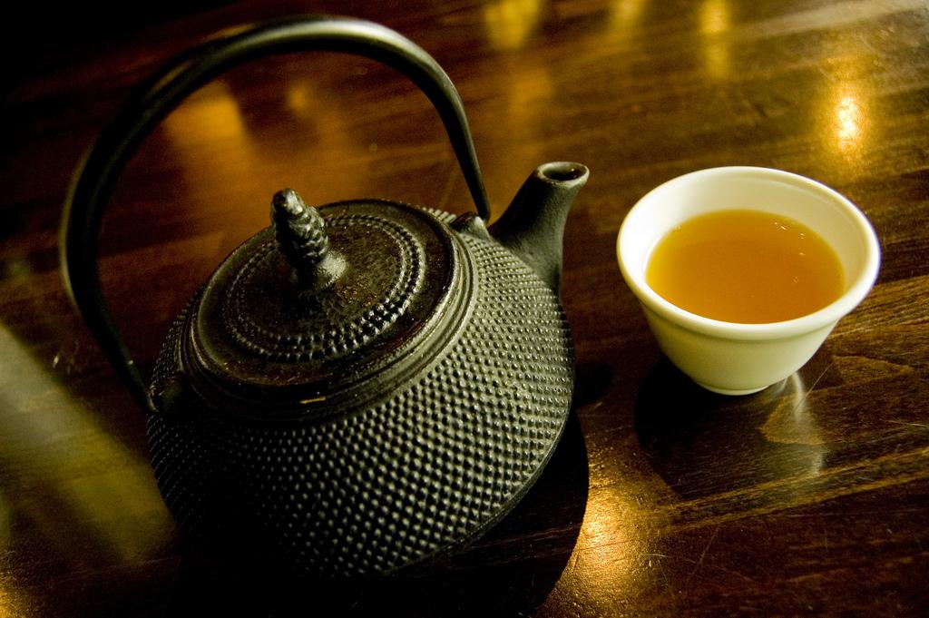 Grüner-Tee-Duft